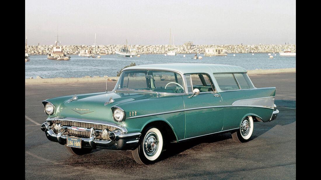 Chevrolet Bel Air Nomad (1957)