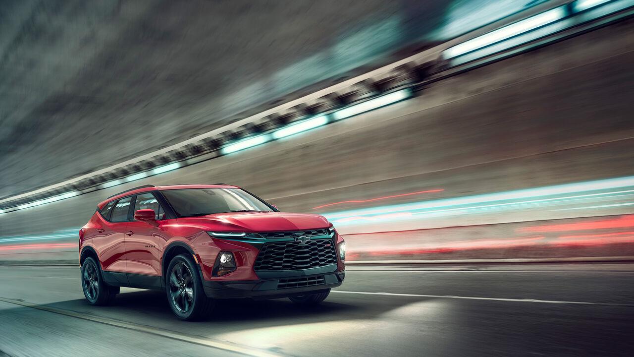 Neuer Chevrolet Blazer 2019 Daten Fotos Marktstart Auto Motor Und Sport