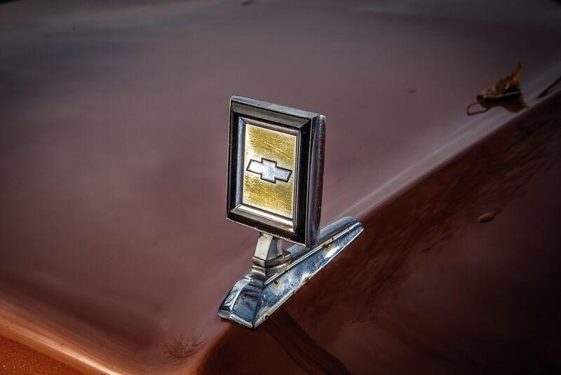 Chevrolet Blazer K-5, Emblem