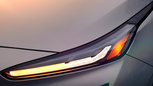 Chevrolet Bolt EUV 2021 Scheinwerfer