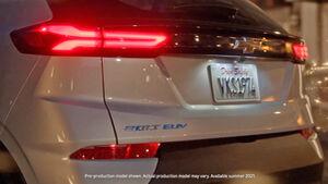 Chevrolet Bolt EUV Heck