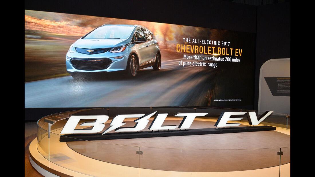 Chevrolet Bolt EV CES 2016