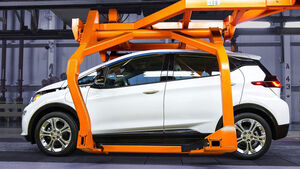 Chevrolet Bolt EV Produktion