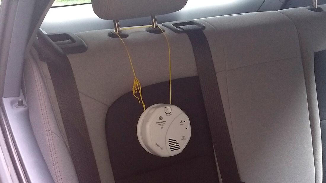 Chevrolet Bolt Rauchmelder