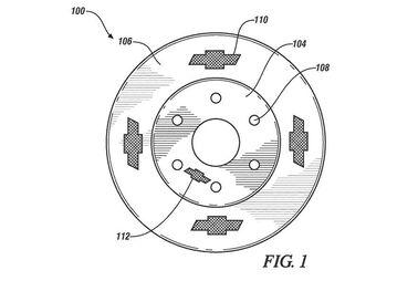Neues Patent von Chevrolet