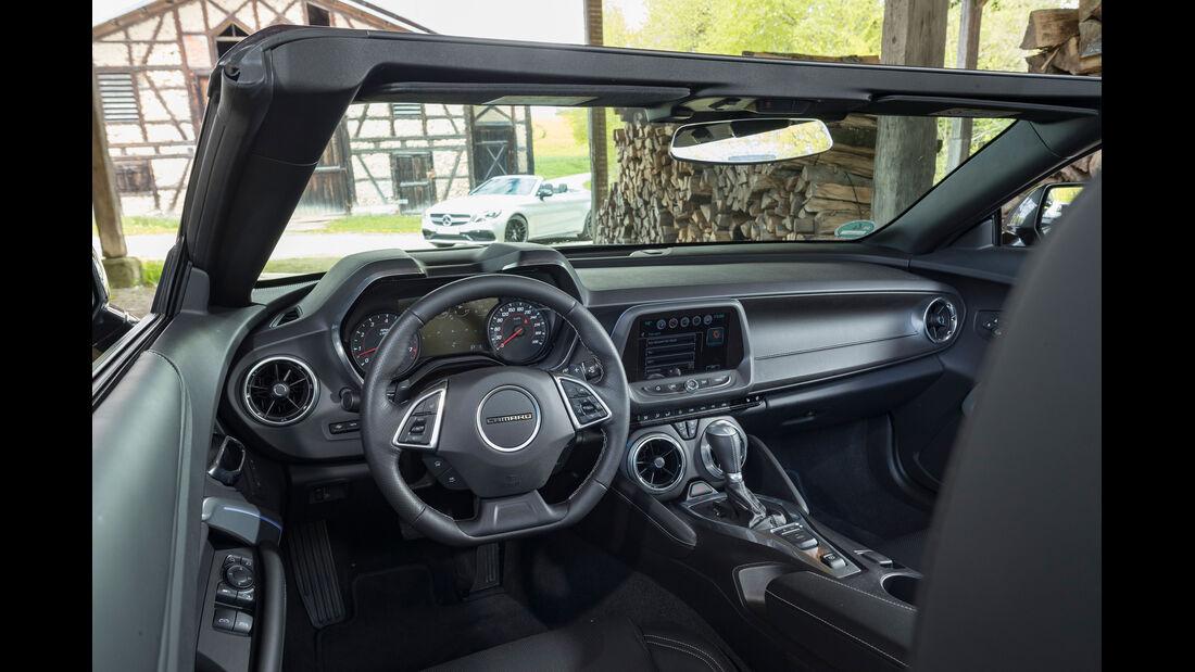 Chevrolet Camaro 6.2 V8 Cabrio