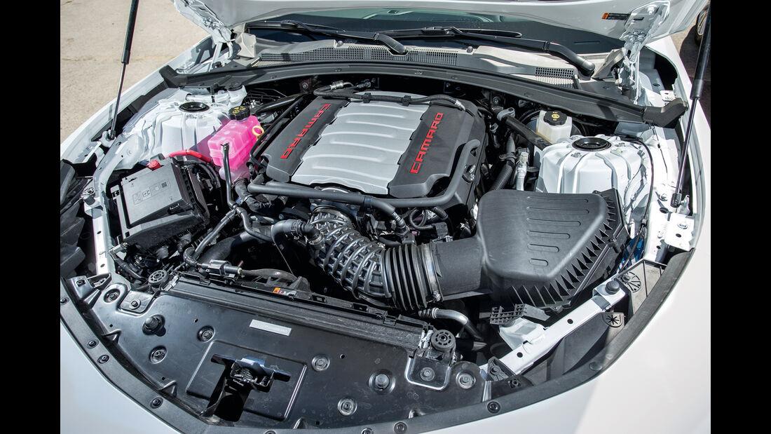Chevrolet Camaro 6.2V8, Motor