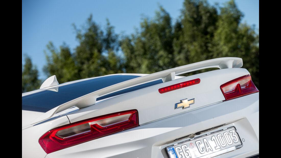 Chevrolet Camaro 6.2V8, Spoiler