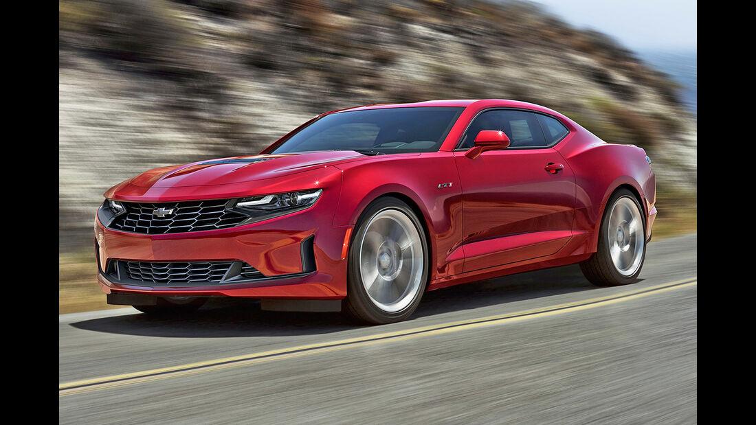 Chevrolet Camaro, Best Cars 2020, Kategorie G Sportwagen