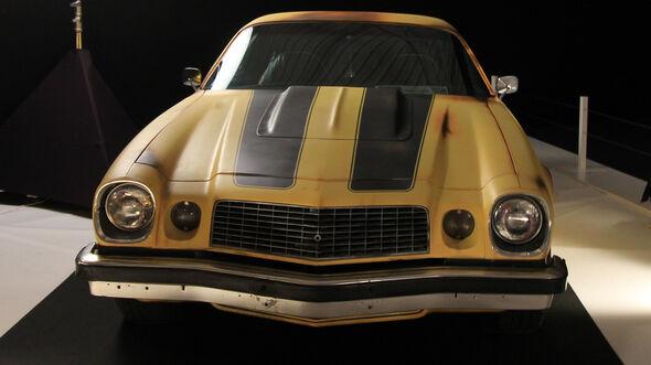 Chevrolet Camaro Bumblebee