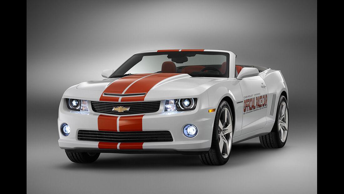 Chevrolet Camaro Cabrio Indy Pace Car