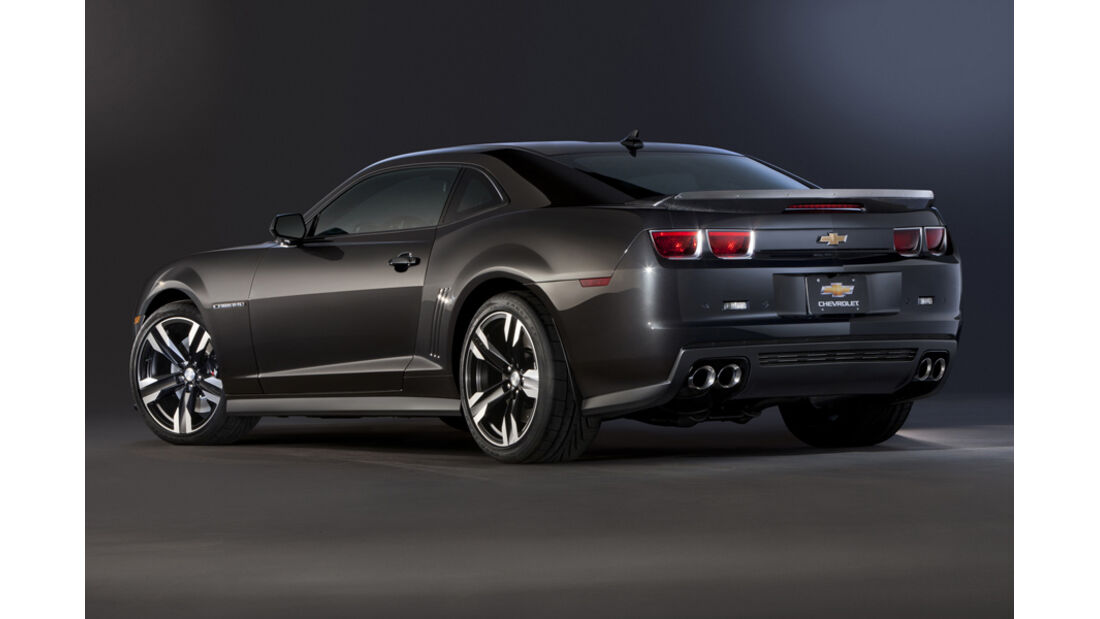 Chevrolet Camaro Carbon Concept
