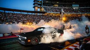 Chevrolet Camaro, Chevrolet Corvette, Dodge Challenger Hellcat