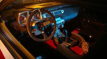 Chevrolet Camaro, Cockpit