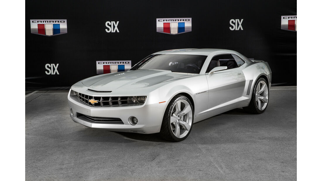 Chevrolet Camaro Concept Coupé - Muscle Car - Pony Car
