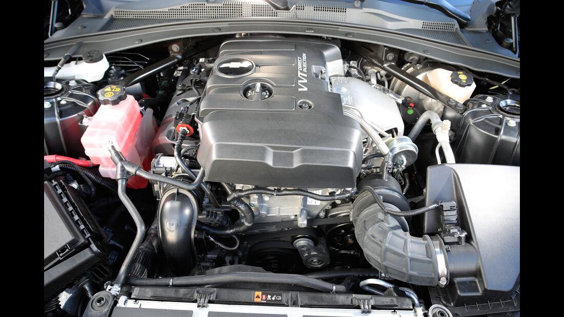 Chevrolet Camaro Coupé 2.0 Turbo, Motor
