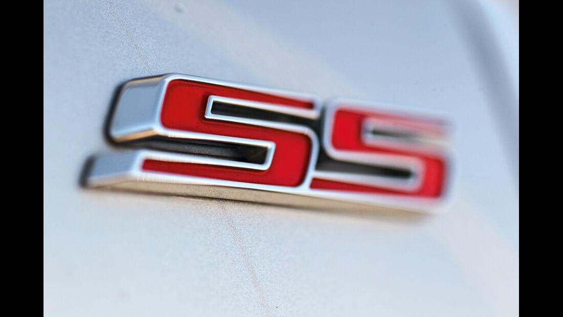 Chevrolet Camaro, Emblem