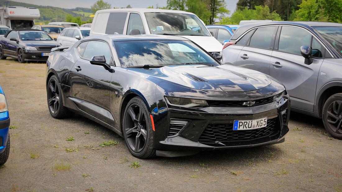 Chevrolet Camaro - Fanautos - 24h Rennen Nürburgring - Nürburgring-Nordschleife - 4. Juni 2021