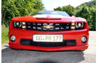 Chevrolet Camaro, Front