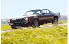Chevrolet Camaro, Frontansicht
