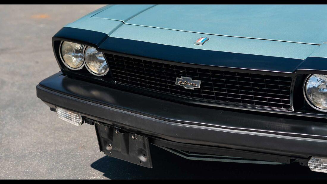 Chevrolet Camaro Frua (1976)