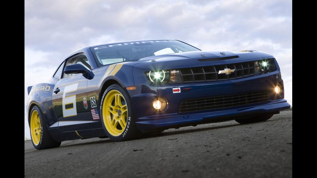 Chevrolet Camaro GT Concept