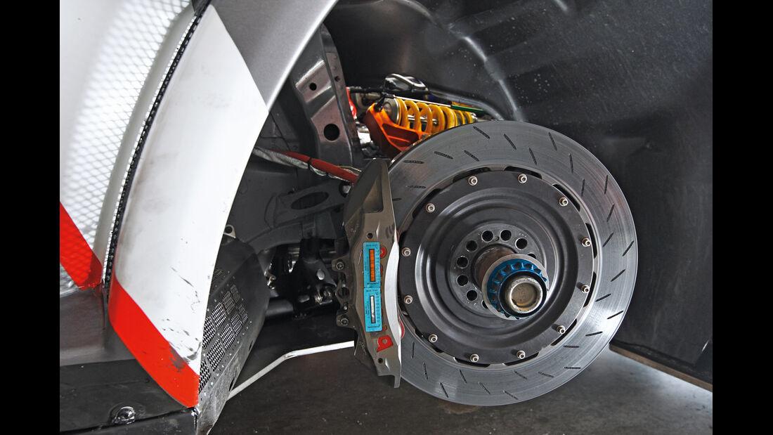 Chevrolet Camaro GT3, Bremse, Brembo