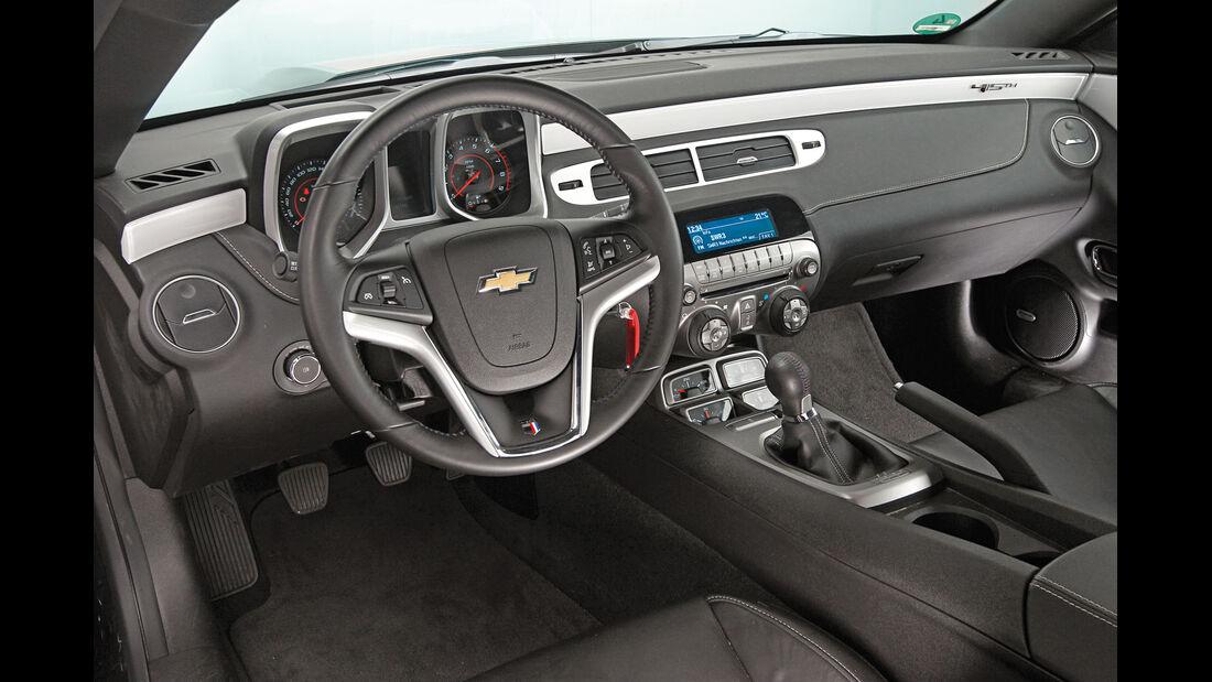 Chevrolet Camaro GT3, Cockpit