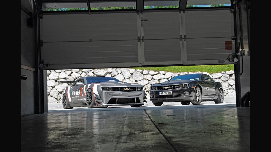 Chevrolet Camaro GT3, Rennmodell, Frontansicht