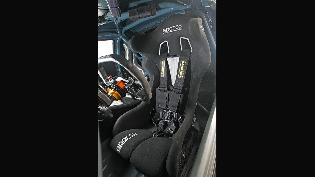 Chevrolet Camaro GT3, Schalensitz, Sparco