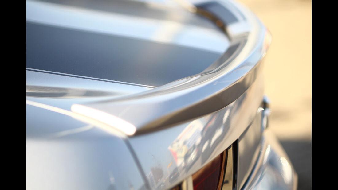 Chevrolet Camaro, Heckspoiler