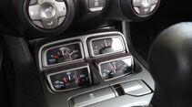 Chevrolet Camaro, Mittelkonsole