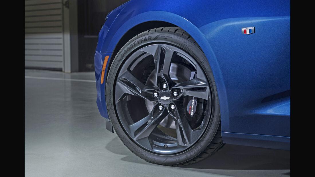 Chevrolet Camaro Modelljahr 2018