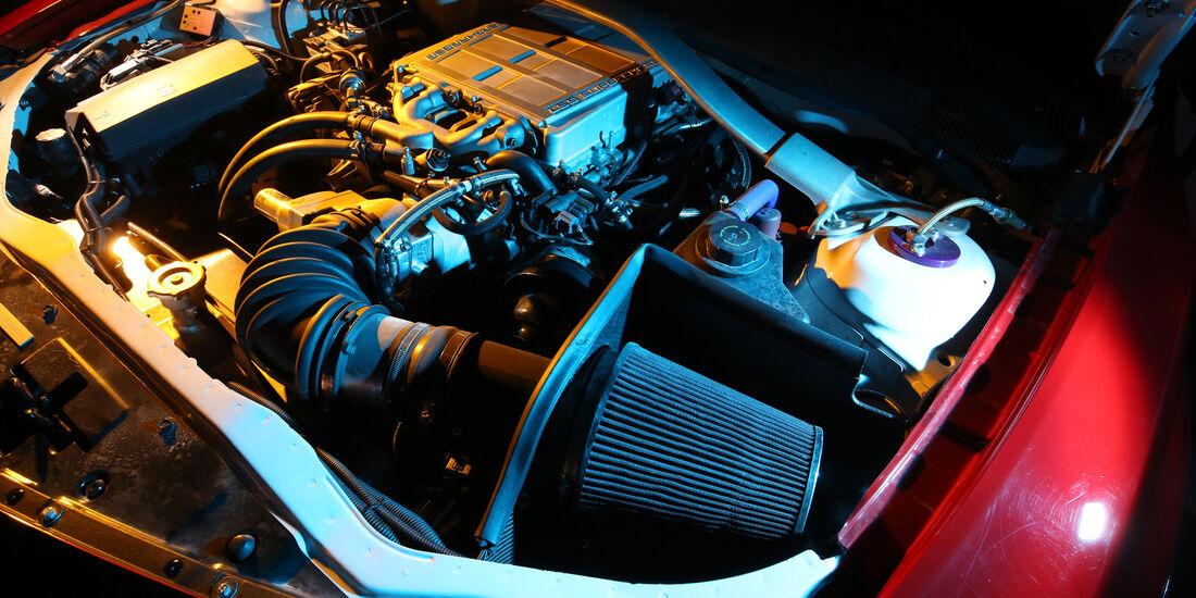 Chevrolet Camaro, Motor