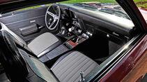 Chevrolet Camaro SS, Cockpit