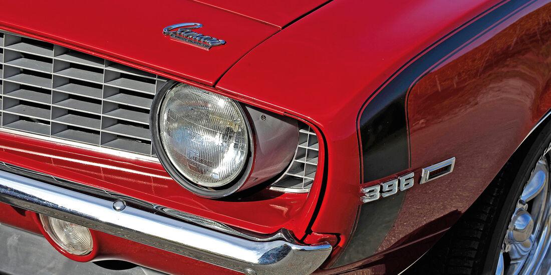 Chevrolet Camaro SS, Frontscheinwerfer