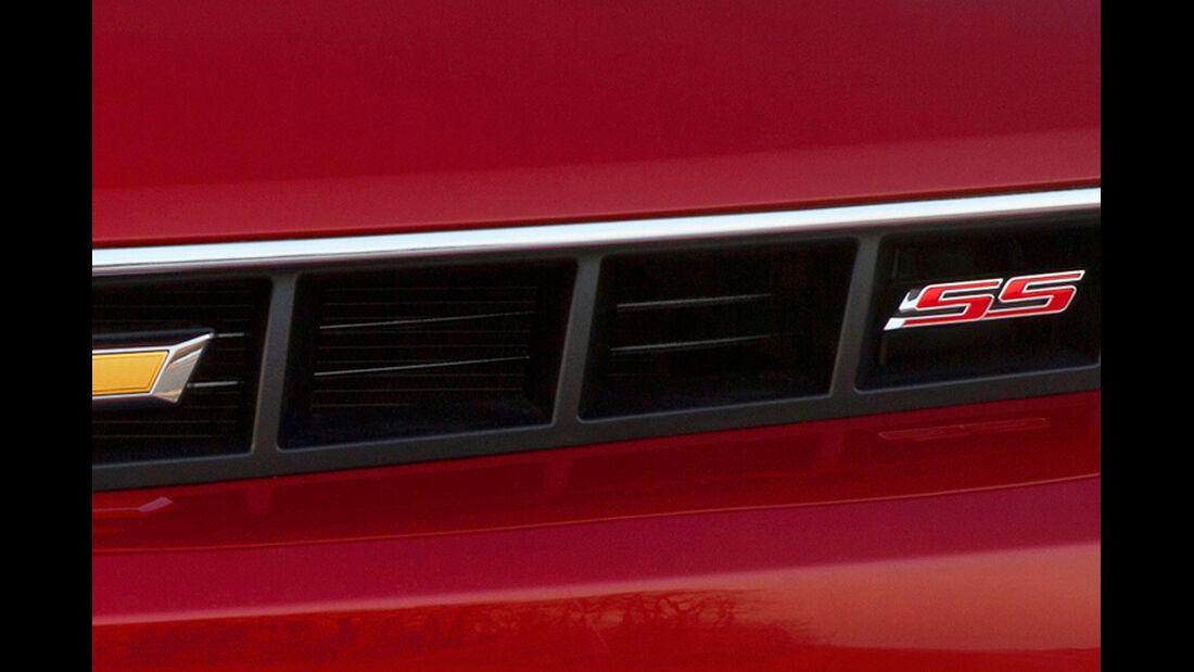Chevrolet Camaro SS Teaser