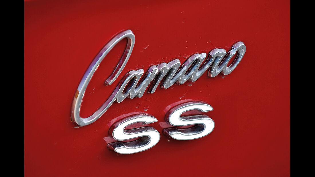 Chevrolet Camaro SS, Typenbezeichnung