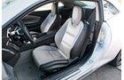 Chevrolet Camaro, Sitze