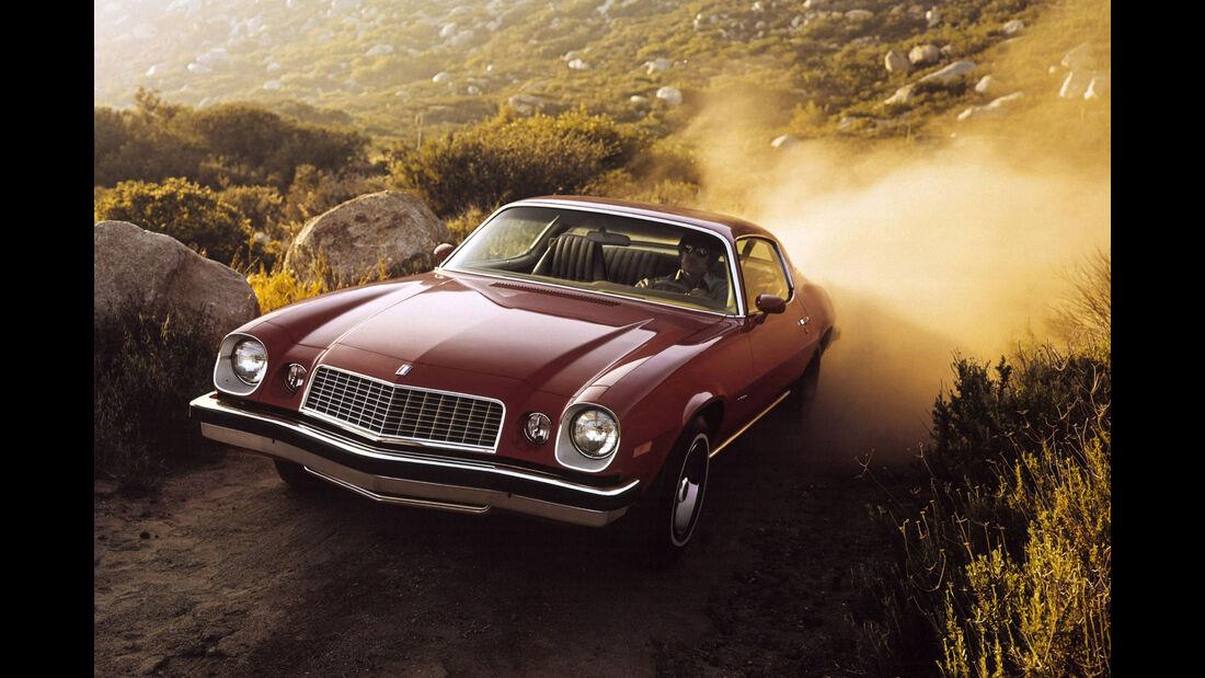 Chevrolet Camaro Sport Coupé - Muscle Car - Pony Car