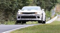 Chevrolet Camaro Sprung Rennstrecke