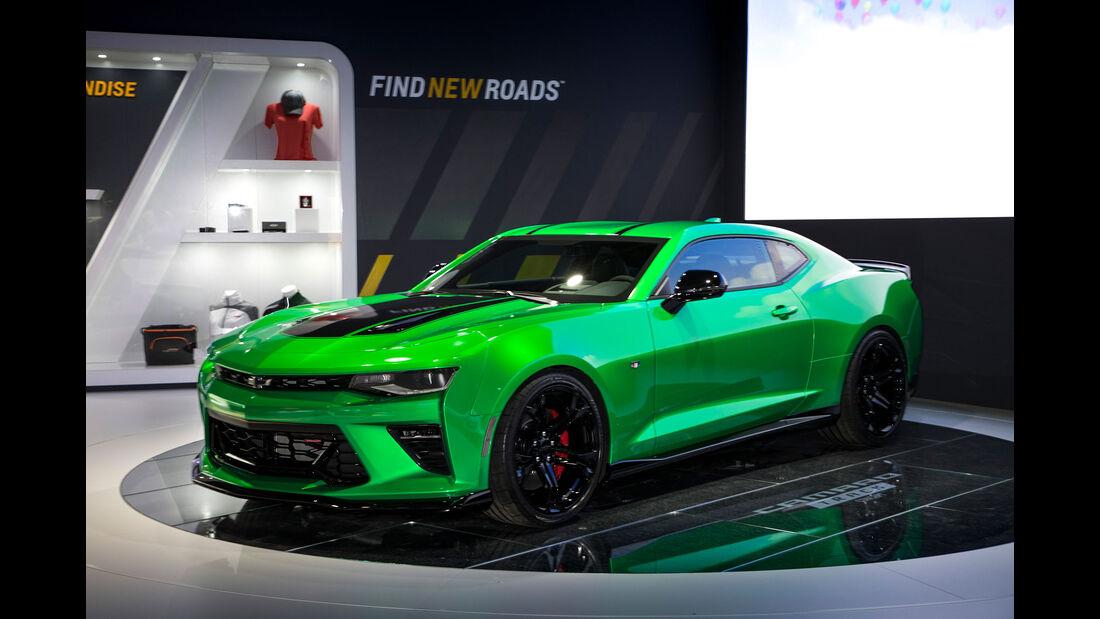 Chevrolet Camaro Track Concept