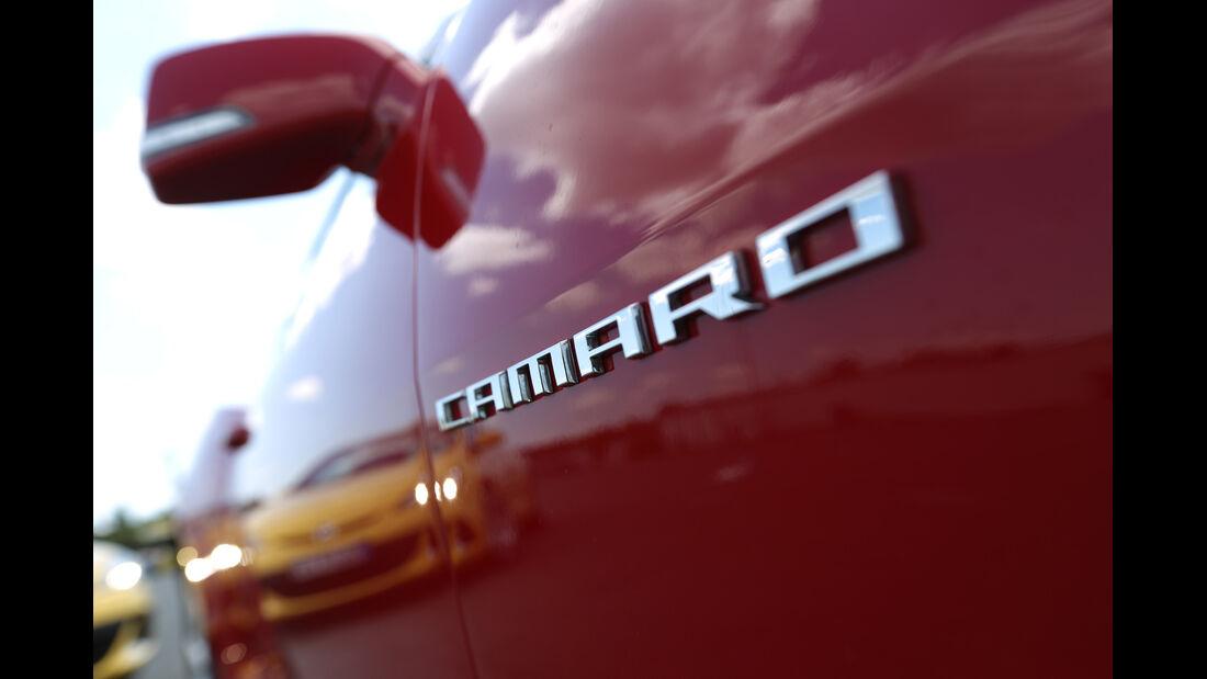 Chevrolet Camaro, Typenbezeichnung