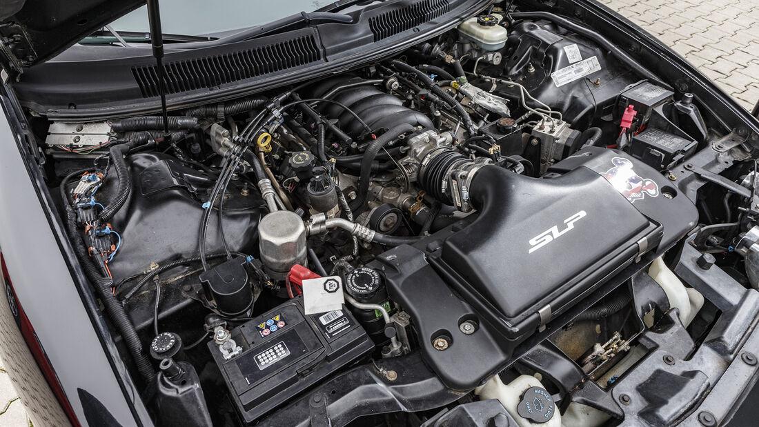 Chevrolet Camaro Z28, Motor