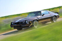 Chevrolet Camaro Z28, Seitenansicht