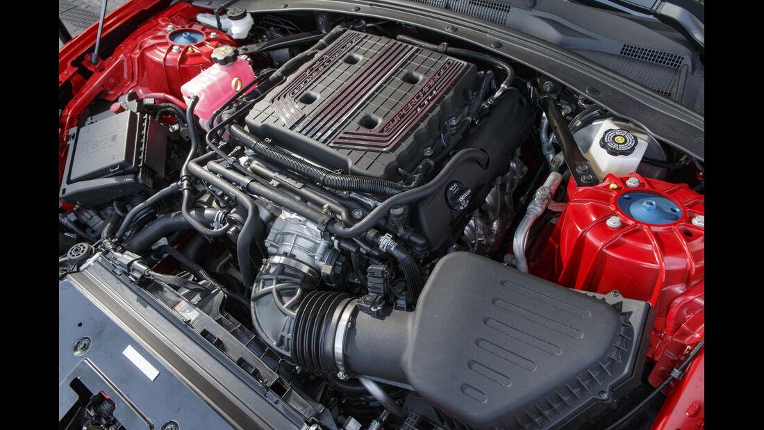 Chevrolet Camaro ZL1 1LE, Motor