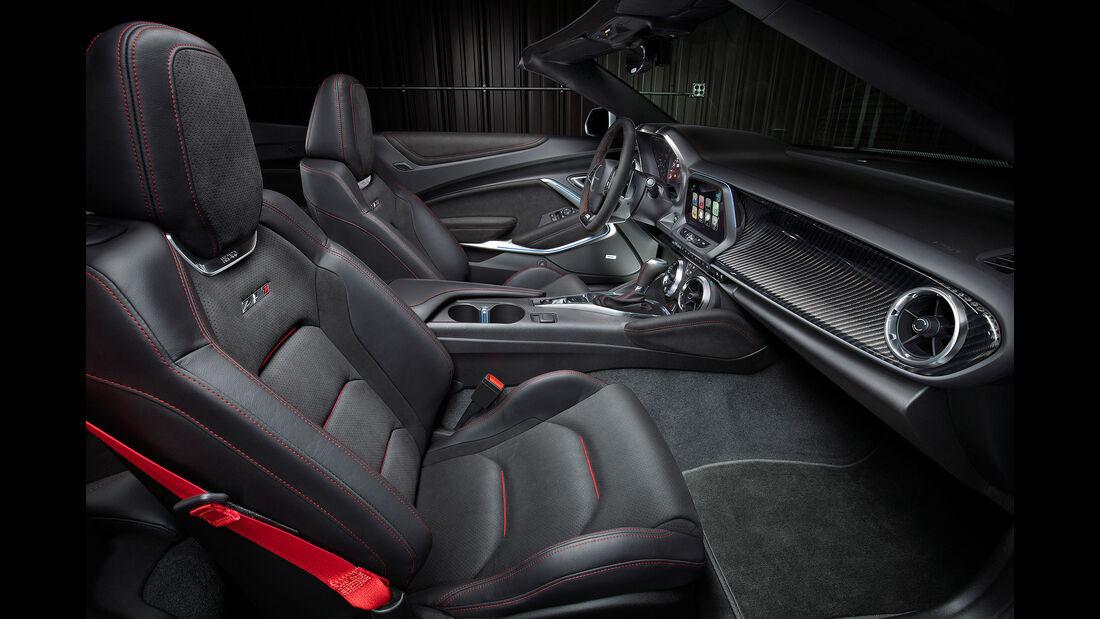 Chevrolet Camaro ZL1 Cabrio