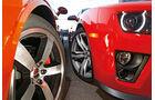 Chevrolet Camaro ZL1, Dodge Challenger SRT8 392, Rad, Felge