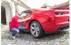 Chevrolet Camaro ZL1, Henning Busse