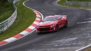 Chevrolet Camaro ZL1 - Nordschleife - Nürburgring - 10/2016